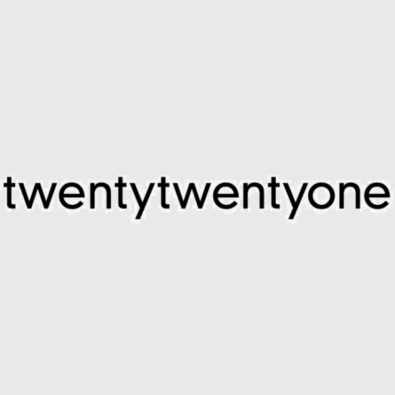 twentytwentyone logo