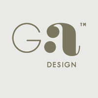 G.A Design logo