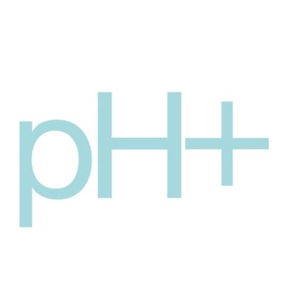 pH+ logo