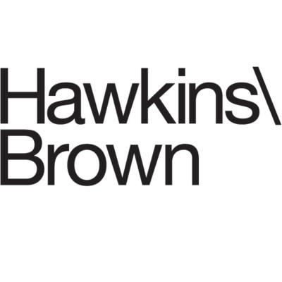 Hawkins\Brown logo