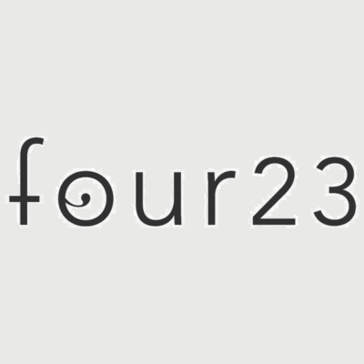 four23 logo