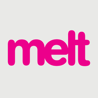 Melt Design Hub logo