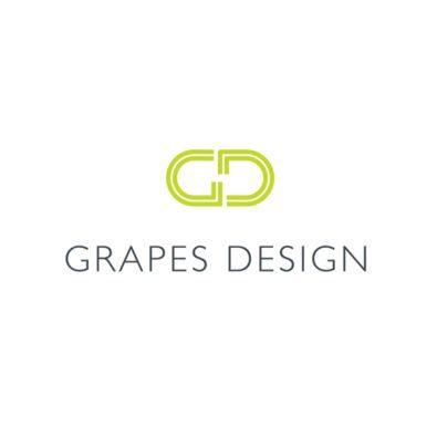 Grapes Design logo