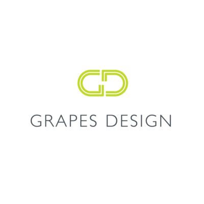 Grapes Design logo