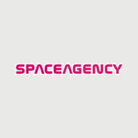 Space Agency Design logo