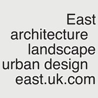 East Architecture, Landscape, Urban Design logo
