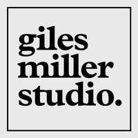 Giles Miller Studio logo