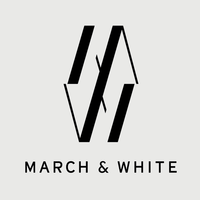 March & White