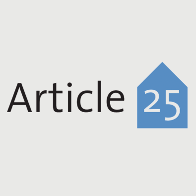 Article 25 logo