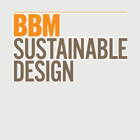 BBM Sustainable Design logo