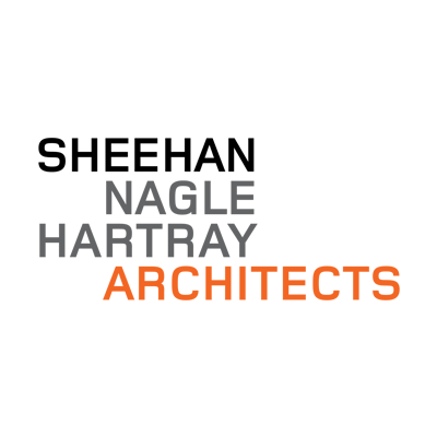 Sheehan Nagle Hartray Architects logo