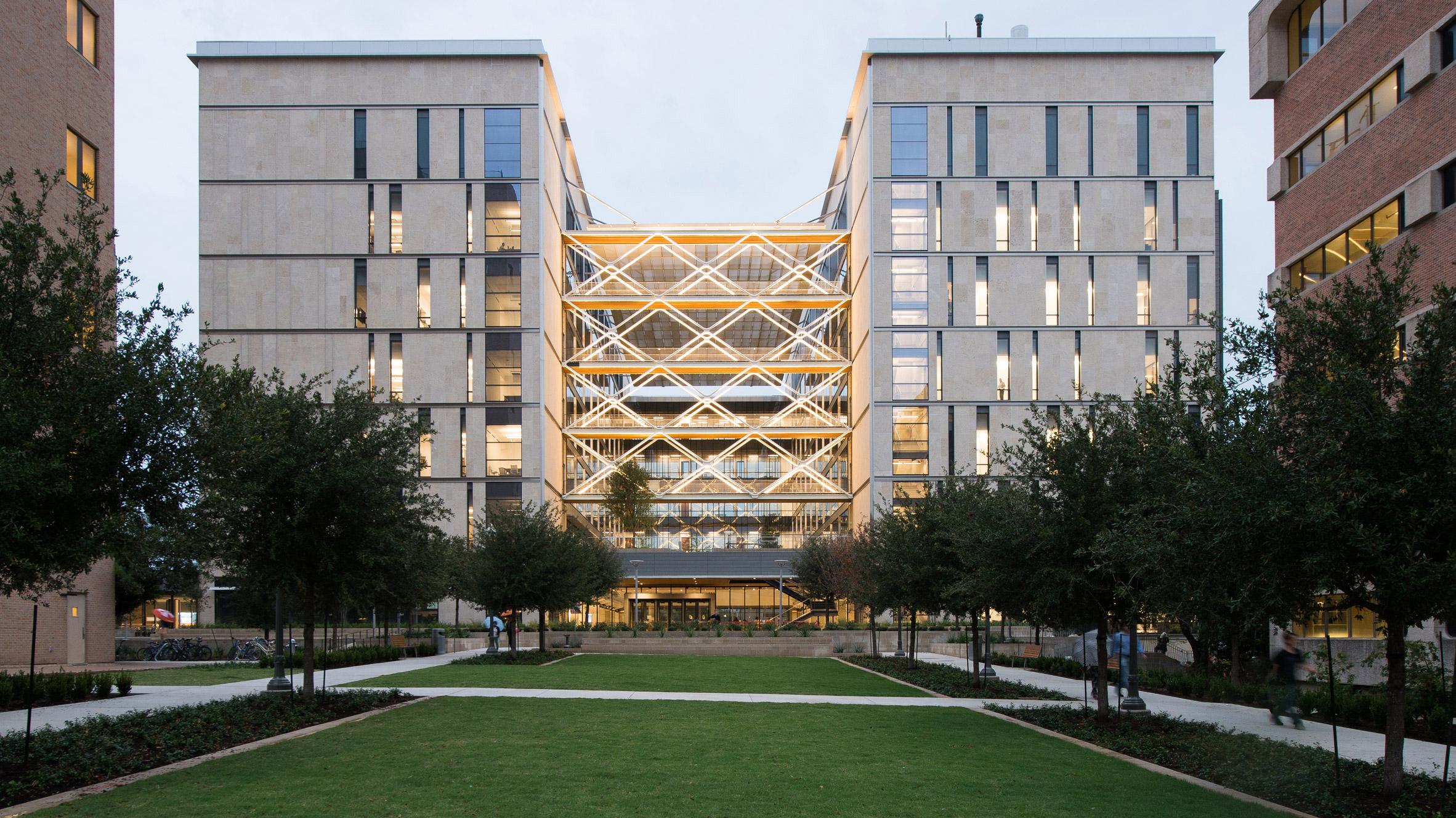 Ennead architects jobs company profile on dezeen jobs - Interior design jobs in austin tx ...