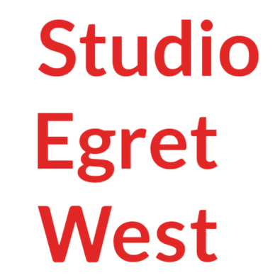 Studio Egret West logo