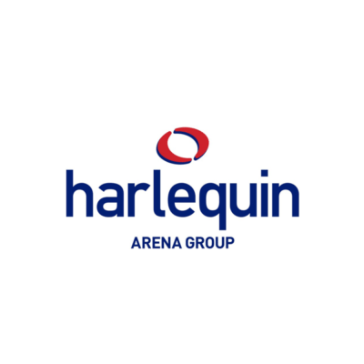 Harlequin, Arena Group logo