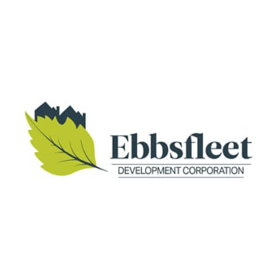 Ebbsfleet Development Corporation logo