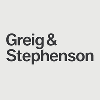 Greig and Stephenson Architects logo