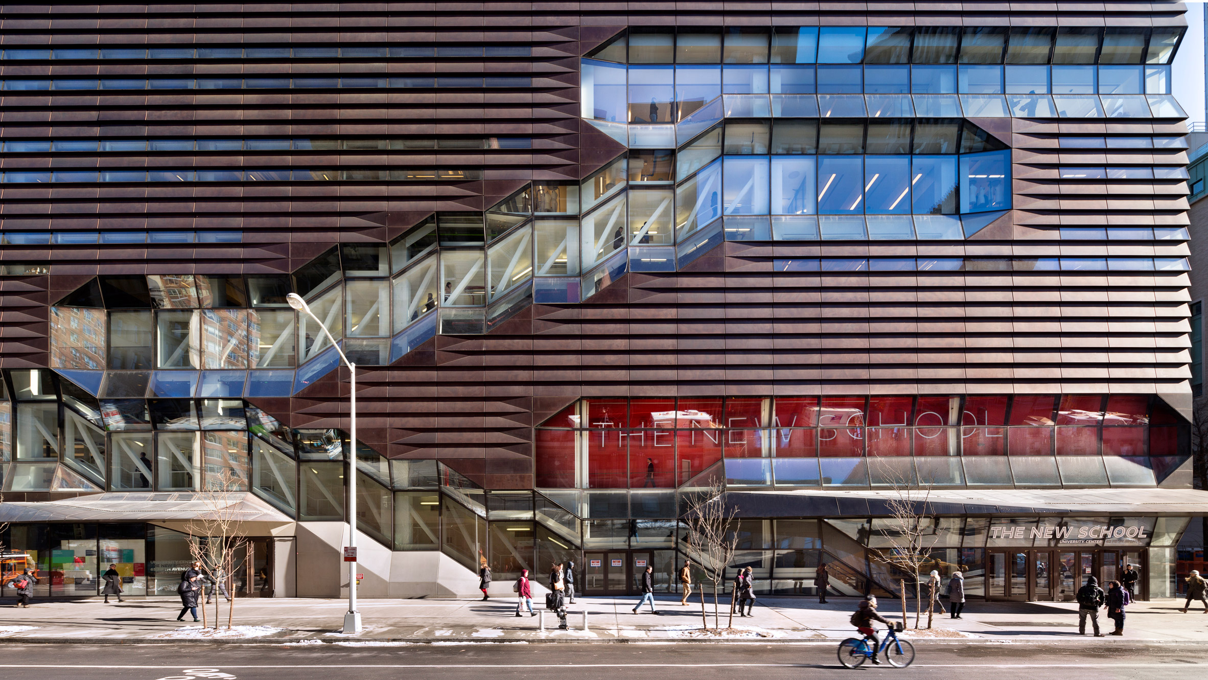 Parsons School Of Design Profile And Job Vacancies On Dezeen Jobs