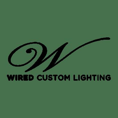 Wired Custom Lighting logo