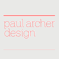 Paul Archer Design logo