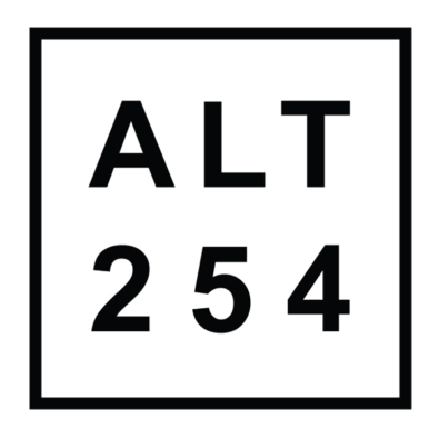Alt-254 logo