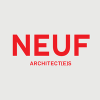 NEUF Architect(e)s logo
