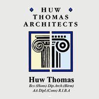 Huw Thomas Architects logo