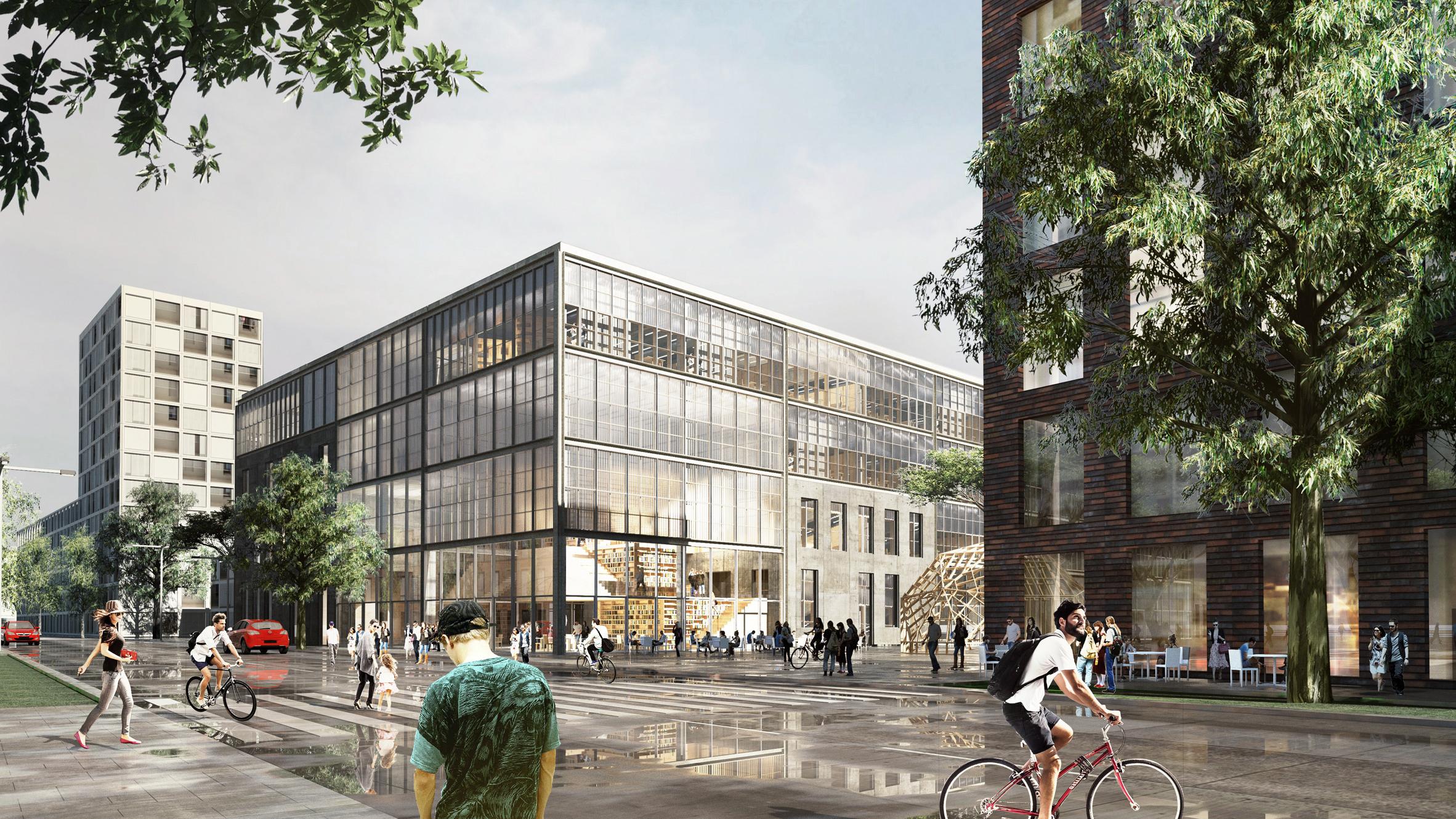 Academic jobs in architecture and design   Dezeen Jobs