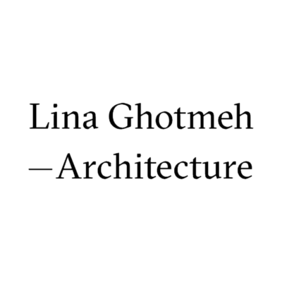 Lina Ghotmeh — Architecture