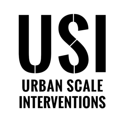 Urban Scale Interventions