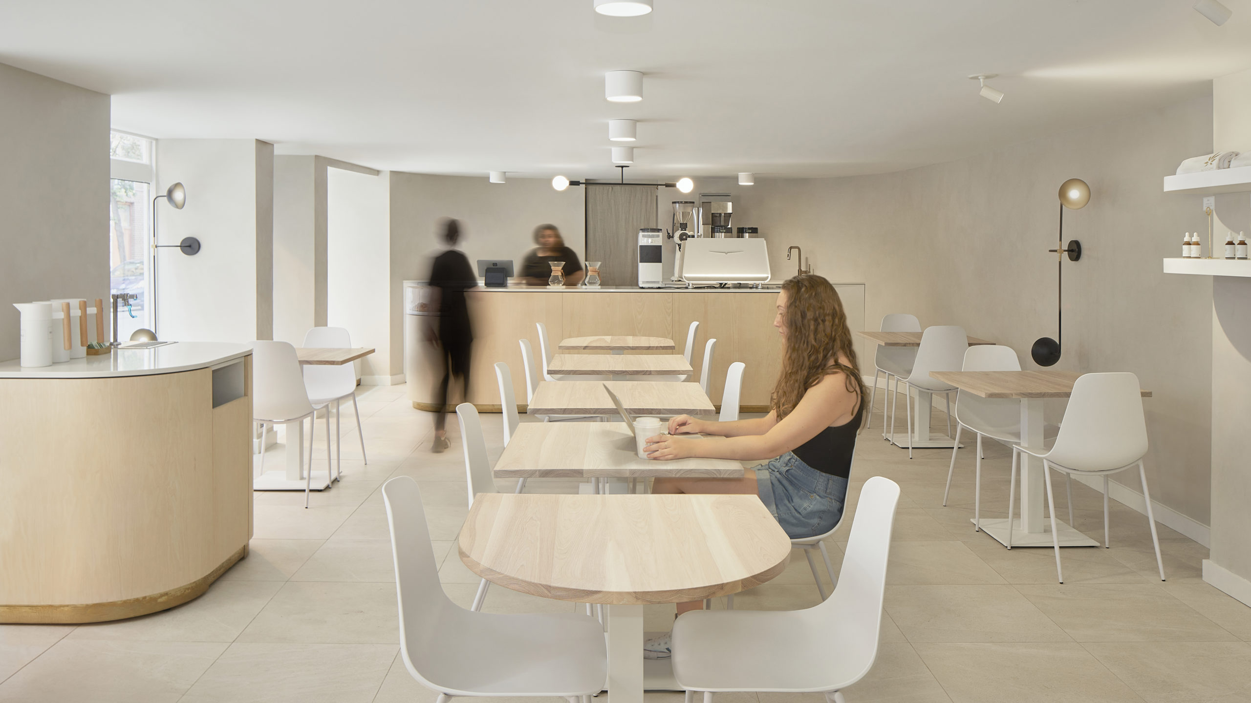 Project designer at LO Design in Philadelphia, USA.