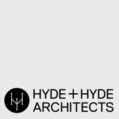 Hyde + Hyde Architects logo