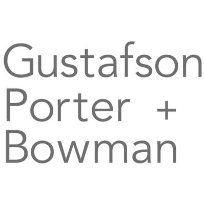 Gustafson Porter + Bowman logo
