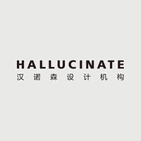 Hallucinate Design Office logo
