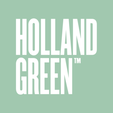 HollandGreen logo