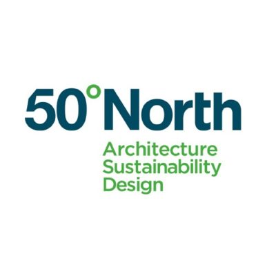 50 Degrees North Architects logo
