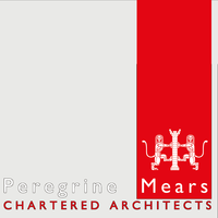 Peregrine Mears Architects logo