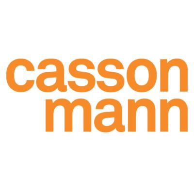 Casson Mann logo