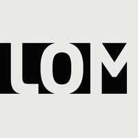 LOM architecture and design logo