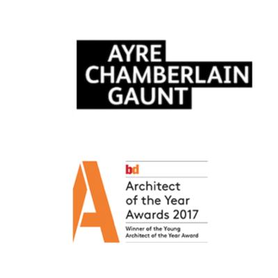 Ayre Chamberlian Gaunt logo