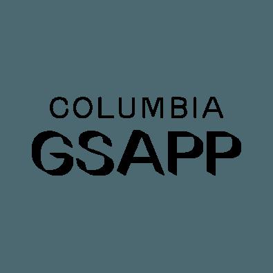 Columbia University GSAPP logo