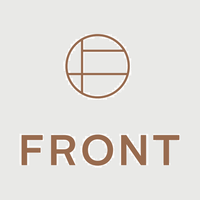 FRONT Rugs logo
