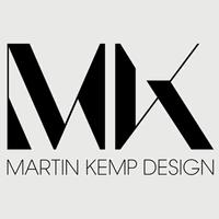 Martin Kemp Design logo