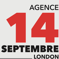14 Septembre London logo