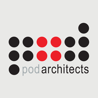 POD Architects logo