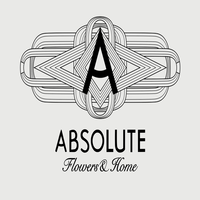 Absolute Flowers & Home logo