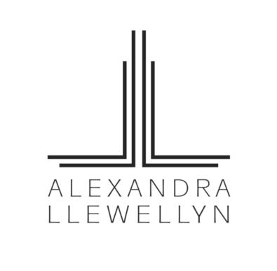 Alexandra Llewellyn London logo