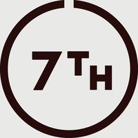 7TH Design & Invention logo