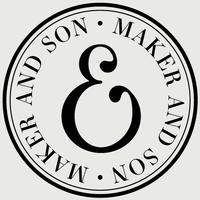 Maker&Son logo